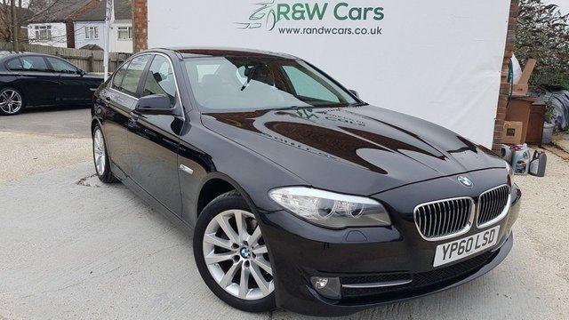 2010 60 BMW 5 SERIES 2.0 520D SE 2010