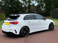 USED 2019 19 MERCEDES-BENZ A CLASS 2.0 A35 AMG (Premium) AMG Speedshift DCT 4MATIC 5dr MASSIVE SPEC + DELIVER MILES