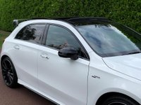 USED 2019 19 MERCEDES-BENZ A-CLASS 2.0 A35 AMG (Premium) AMG Speedshift DCT 4MATIC 5dr MASSIVE SPEC + DELIVER MILES
