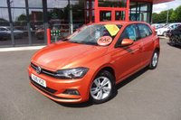 USED 2018 18 VOLKSWAGEN POLO 1.0 SE TSI 5d 94 BHP 1 Owner & Great Specification