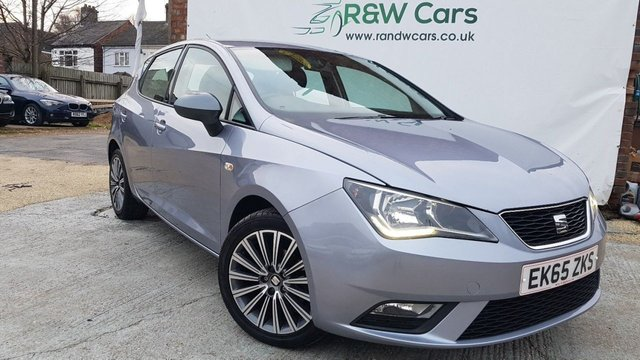 2015 65 SEAT IBIZA 1.2 TSI CONNECT 2015
