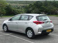 USED 2014 64 TOYOTA AURIS 1.4 ACTIVE D-4D 5d 89 BHP ONE OWNER, FULL SERVICE HISTORY