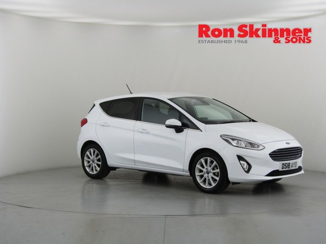 View our 2018 18 FORD FIESTA 1.0 TITANIUM 5d 99 BHP