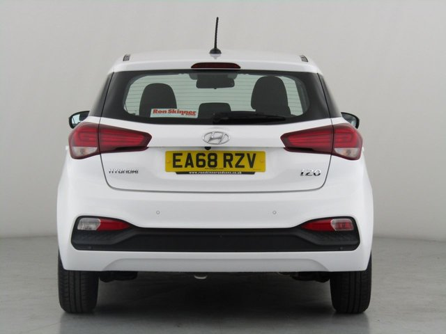 HYUNDAI I20 at Ron Skinner and Sons