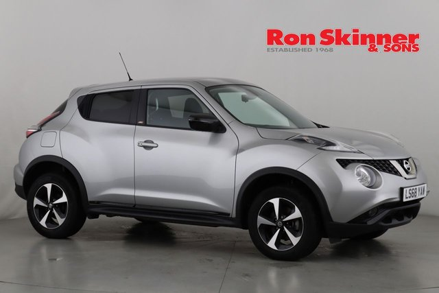 View our 2018 68 NISSAN JUKE 1.5 BOSE PERSONAL EDITION DCI 5d 109 BHP