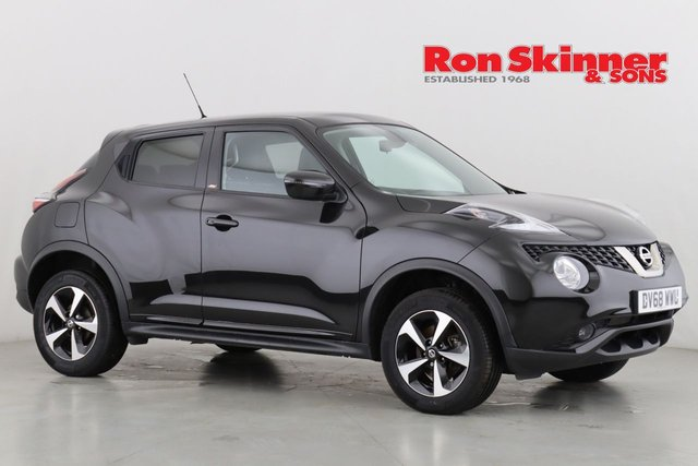 View our 2018 68 NISSAN JUKE 1.6 BOSE PERSONAL EDITION 5d 112 BHP