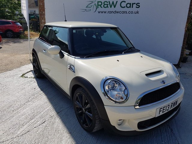 2013 13 MINI HATCH COOPER 1.6 S 2013