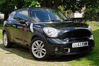 USED 2013 63 MINI COOPER PACEMAN 1.6 COOPER AUTO [MEDIA/CHILI PACKS] [122 BHP]