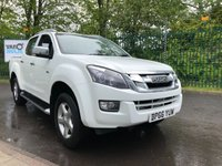 USED 2017 66 ISUZU D-MAX 2.5 TD UTAH DCB 1d AUTO 164 BHP All Vehicles with minimum 6 months Warranty, Van Ninja Health Check and cannot be beaten on price!