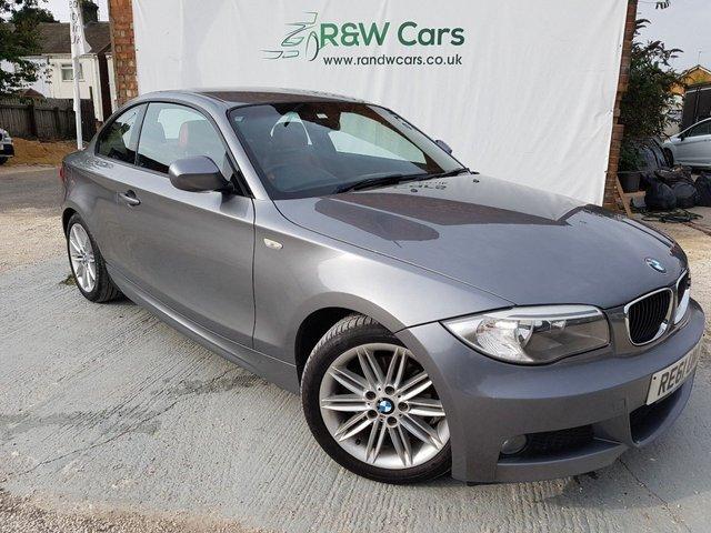 2011 61 BMW 1 SERIES 2.0 120D M SPORT 2d 175 BHP