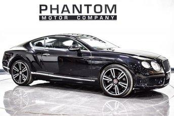 2012 BENTLEY CONTINENTAL 4.0 GT V8 2d AUTO 500 BHP £54990.00