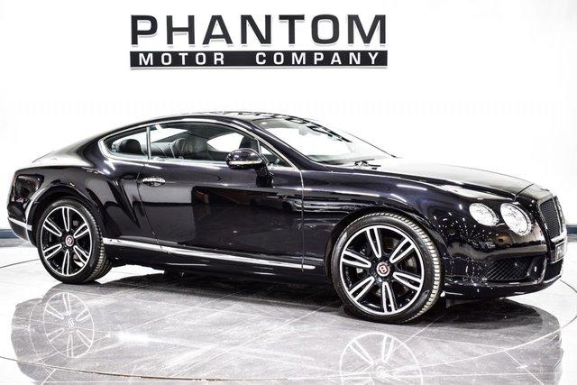 2012 12 BENTLEY CONTINENTAL 4.0 GT V8 2d AUTO 500 BHP