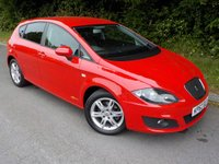 2012 SEAT LEON 1.6 CR TDI ECOMOTIVE SE COPA 5d 103 BHP £SOLD