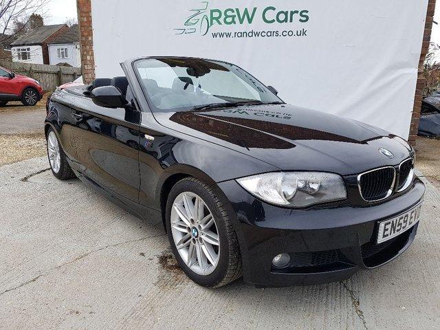 2010 59 BMW 1 SERIES 2.0 118D M SPORT 2010