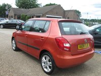 USED 2008 08 SKODA FABIA 1.6 LEVEL 3 16V 5d AUTO 103 BHP FULL SERVICE HISTORY - SEE IMAGES