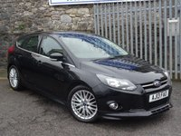 USED 2013 13 FORD FOCUS 2.0 ZETEC S TDCI 5d 161 BHP