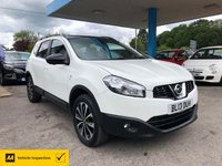 USED 2013 13 NISSAN QASHQAI+2 1.5 DCI 360 PLUS 2 5d 110 BHP NEED FINANCE? WE CAN HELP!