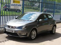 2013 SEAT IBIZA 2.0 CR TDI FR 3d Air con Cruise Alloys £6250.00