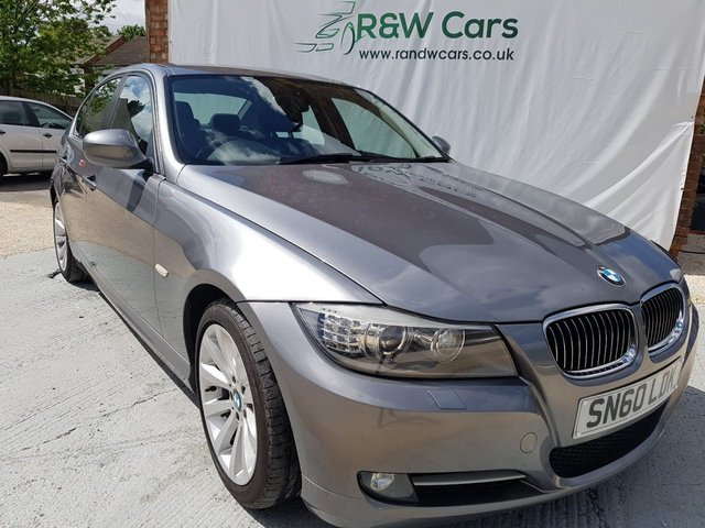 2010 60 BMW 3 SERIES 2.0 320D EXCLUSIVE EDITION 2010