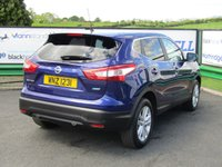 USED 2016 NISSAN QASHQAI 1.5 N-CONNECTA DCI 5d 108 BHP
