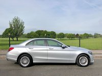 2015 MERCEDES-BENZ C CLASS 2.1 C220 BLUETEC SE EXECUTIVE 4d AUTO 170 BHP £12495.00