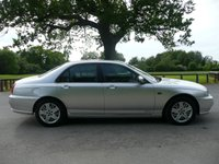 USED 2002 52 ROVER 75 2.5 CONNOISSEUR 4d 174 BHP