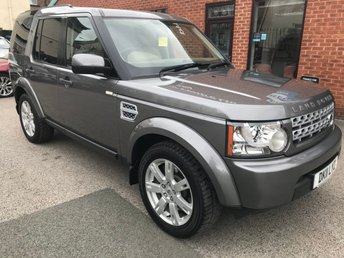 2011 LAND ROVER DISCOVERY 3.0 4 SDV6 GS 5DOOR 245 BHP £13500.00