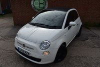 USED 2012 12 FIAT 500 0.9 TWINAIR PLUS 3d 85 BHP WE OFFER FINANCE ON THIS CAR