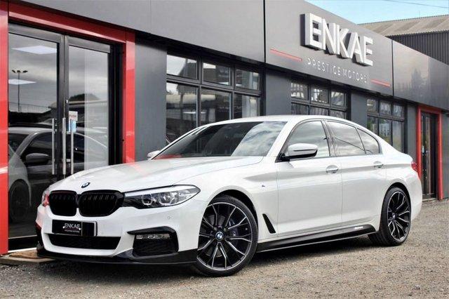 2017 17 BMW 530d 3.0 530D M SPORT 4d AUTO 261 BHP