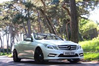 2012 MERCEDES-BENZ E CLASS 1.8 E250 CGI BLUEEFFICIENCY SPORT ED125 2d AUTO 205 BHP