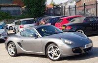 2009 PORSCHE CAYMAN 2.9 24V PDK 2d AUTO 265 BHP £13975.00