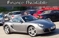 USED 2009 09 PORSCHE CAYMAN 2.9 24V PDK 2d AUTO 265 BHP FULL PORSCHE HISTORY+7K OPT SPEC+ONLY ONE KEEPER FROM NEW