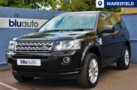 USED 2013 63 LAND ROVER FREELANDER 2.2 SD4 HSE 5d AUTO 190 BHP Full LR History, Leather, Heated Seats, Pan Roof, Sat Nav, Cruise & Climate Control..........
