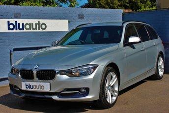 2014 BMW 320d 2.0 XDRIVE SPORT TOURING 5d AUTO 181 BHP £13690.00