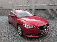 2012 MAZDA 6 2.2 D SE-L NAV 5d 148 BHP £7495.00
