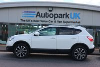 USED 2011 11 NISSAN QASHQAI 1.5 TEKNA DCI 5d 110 BHP LOW DEPOSIT OR NO DEPOSIT FINANCE AVAILABLE