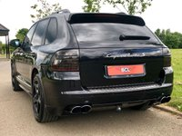 USED 2006 56 PORSCHE CAYENNE 4.5 TURBO S AUTO 514 BHP GTS BODY STYLING 5DR ESTATE (REMAP) +BOSE+SAT NAV+ PRIVATE PLATE+