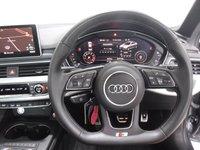 USED 2018 18 AUDI A4 3.0 S4 TFSI QUATTRO 4d AUTO 349 BHP LOW MILAGE, VITUAL COCKPIT, SAT NAV, CLIMATE CONTROL