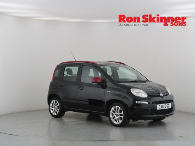 View our 2015 15 FIAT PANDA 1.2 EASY 5d 69 BHP