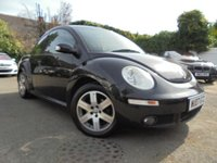 USED 2007 07 VOLKSWAGEN BEETLE 1.6 LUNA 8V 3d 101 BHP HEAT INSULATING TINTED GLASS