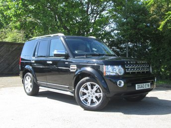 2010 LAND ROVER DISCOVERY 3.0 4 TDV6 XS 5d AUTO 245 BHP £12995.00