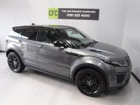 """USED 2017 17 LAND ROVER RANGE ROVER EVOQUE 2.0 TD4 HSE DYNAMIC 5d AUTO 177 BHP 20"""" ALLOY WHEELS, BLUETOOTH, CRUISE CONTROL, PARKING SENSORS, SAT NAV, PARKING AID, WINDSCREEN HEATING"""