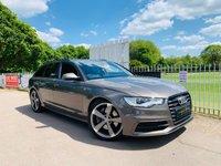 2014 AUDI A6 3.0 AVANT TDI QUATTRO BLACK EDITION 5d AUTO 313 BHP £19450.00