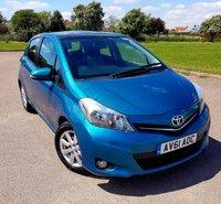 2011 TOYOTA YARIS 1.3L VVT-I T SPIRIT 5d 98 BHP £6495.00