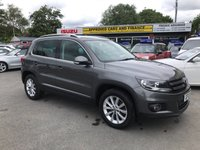 USED 2013 13 VOLKSWAGEN TIGUAN 2.0 SE TDI BLUEMOTION TECHNOLOGY 4MOTION 5 DOOR 138 BHP IN GREY SERVICE HISTORY GREAT CONDITION APPROVED CARS AND FINANCE ARE PLEASED TO OFFER THIS VOLKSWAGEN TIGUAN 2.0 SE TDI BLUEMOTION TECHNOLOGY 4MOTION 5 DOOR 138 BHP IN GREY.HUGE SPEC INCLUDING ABS,ALLOYS,POWER STEERING,DAB RADIO,PARKING SENSORS,ELECTRIC WINDOWS,AUTO LIGHTS,AUTO RAIN SENSORS,SERVICE HISTORY AND MUCH MORE. PLEASE CALL 01622-871-555 AND BOOK YOUR TEST DRIVE TODAY.