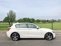 2013 BMW 1 SERIES 1.6 114I SPORT 5d 101 BHP £8295.00