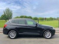 2012 BMW X3 3.0 XDRIVE30D SE 5d AUTO 255 BHP £12495.00