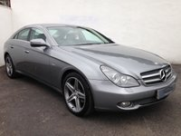 USED 2010 60 MERCEDES-BENZ CLS CLASS 3.0 CLS350 CDI GRAND EDITION 4d 224 BHP GRAND EDITION - LOVELY SMOOTH VEHICLE - PX - FINANCE - WARRANTY - DELIVERY