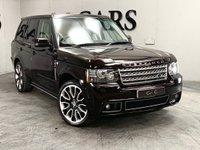 USED 2010 10 LAND ROVER RANGE ROVER 3.6 TDV8 VOGUE 5d 271 BHP