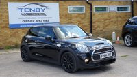 USED 2014 64 MINI HATCH COOPER 2.0 COOPER S 3d 189 BHP